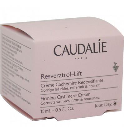 Caudalie Resveratrol Lift Creme Cachemire Replumping serum 15 ml Mini Größe