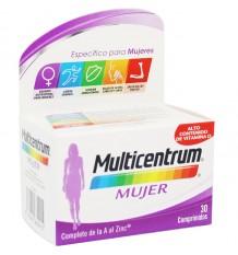 Multicentrum Les Femmes De 30 Comprimés