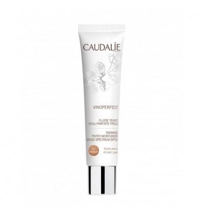 Caudalie Vinoperfect Fluid Farbe, Perfekte Haut Spf20 Meduim 40 ml