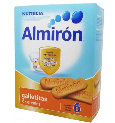 almiron cookies 6 cereals