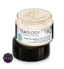 Teaology Thé Blanc Miracle Anti-Âge Crème 50ml