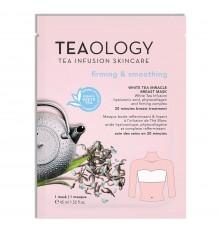 Teaology Thé Blanc Miracle Sein Masque Raffermissant Smooting 60 ml