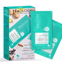 Teaology Shower Body Wipe Multipack 10 Units