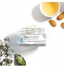 Teaology Thé Blanc Miracle Crème Contour Des Yeux 15 Ml
