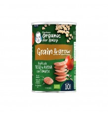 Gerber NutriPuffs Snack Bio of Cereals and Tomato 35g