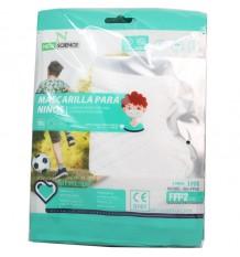 Mascarilla FFP2 NR New Science Niños Pack 10 Unidades