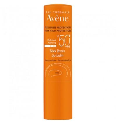 Avene Solar SPF50 Stick Labios 3g