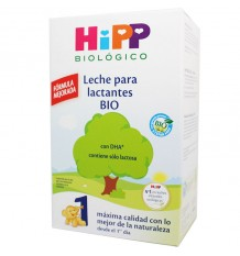 Hipp Biologico Leche Lactantes Bio 600g