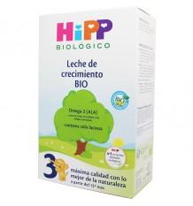 Hipp Biologique Lait de Croissance Bio 600g