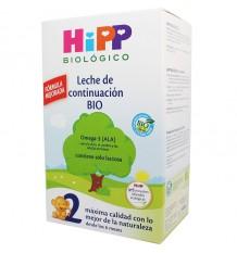 Hipp Biologico Leche Continuacion Bio 600g