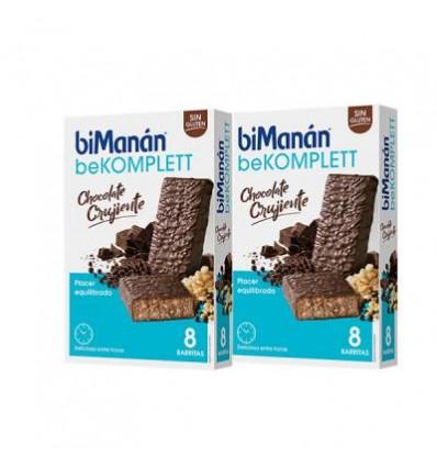 Bimanan Bekomplett Bar Chocolate Crisp Duplo Promotion