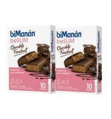 Bimanan Beslim Bâton Fondant de 10 bars +10 bâtonnets de Duplo Promotion