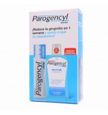 Parogencyl Pack-Pasta dentifrica 125 ml + Mundspülung 500ml