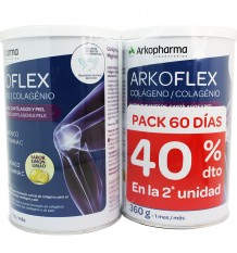 Arkoflex Collagen Limon 360g + 360g Duplo Promotion
