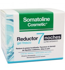 Somatoline Cosmetic Redutor 7 Noites Gel Fresco 250ml