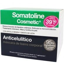 Somatoline Cosmetic Anticelulitico Mascara De Barro Corporal 500g