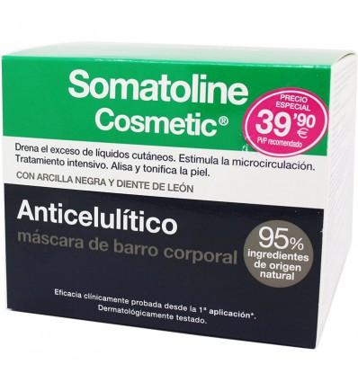 Somatoline Cosmetic Deliplus Maske Schlamm Körper 500g