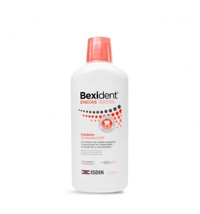 Bexident Gommes Bain de bouche Chlorhexidine 500 ml