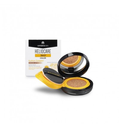 Heliocare 360 Color Cushion Compact Bronze Intense 15 g