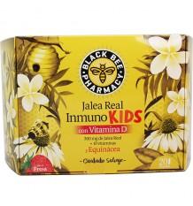 Black Bee Geléia Real Kids Equinacea Vitamina D 20 Ampolas