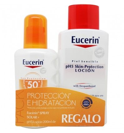 Eucerin Solar 50 Spray 200 ml