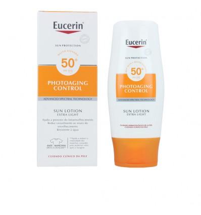 Eucerin Sun 50 Photoaging Control Locion 150ml