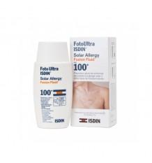 Fotoultra Isdin 100 Ultra Solaire Allergie Fusion Liquide 50 ml