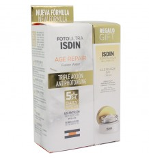Fotoultra Isdin Age Repair Fusion Water 50 ml + Age Reverse Day 7ml