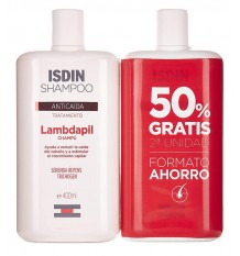 Lambdapil Shampooing Anticaida Duplo Économie de 800 ml