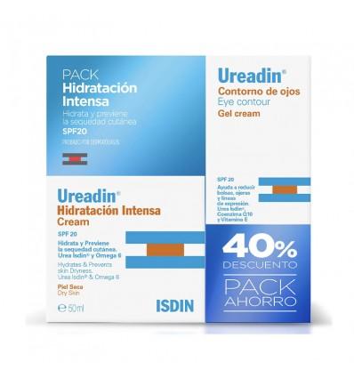 Ureadin Crema Hidratante Piel Seca 50 ml Contorno Pack
