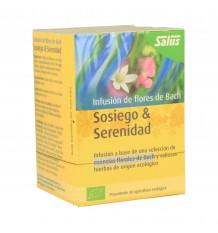 Salus Infusion Flores de Bach Sosiego Serenidad 15 Filtros