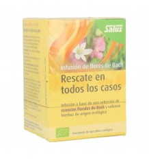Salus Infusion Bach Flowers Rescue in all cases 15 Filters