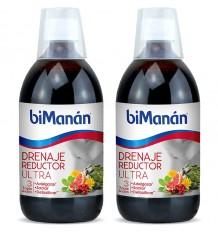 Bimanan Drainage Ultra 500ml + 500ml Pack Duplo Promotion