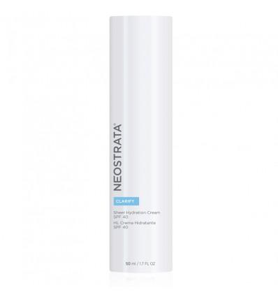 Neostrata Clarify Hl Creme Sheer Hidratação 50 ml