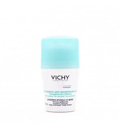 Vichy Deodorant anti-perspirant 48h Roll-On 50 ml