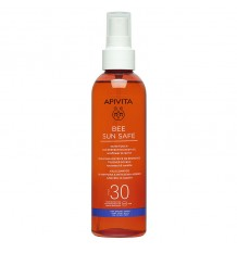 Apivita Bee Sun Safe Aceite Solar Spf30 200ml