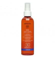 Apivita Bee Sun Safe Oil Solar Spf30 200ml