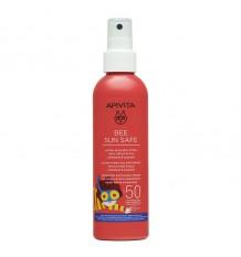 Apivita Bee Sun Spray Solaire pour Enfants Spf50 200ml