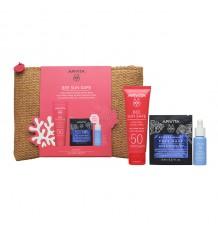 Apivita Bee Sun Gel sunscreen Spf50 50ml + Bag