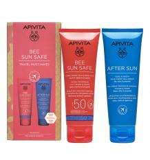 Apivita Bee Sun Crema Solar Spf50 50ml + After Sun 50ml