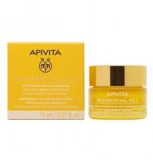 Apivita Beessential Öle Pflegende Stärkende Nacht Balsam 50 ml