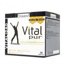 Vitalpur Vitality Royal Jelly 20 Vials 15ml