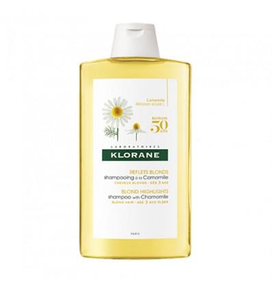 Klorane Xampu Camomila 400 ml