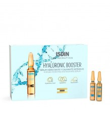 Isdinceutics Hyaluronic Booster 10 Vials Of Hydrating