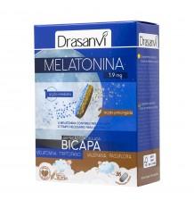 La mélatonine 1,9 mg Bicouche Retarder 36 Comprimés Drasanvi
