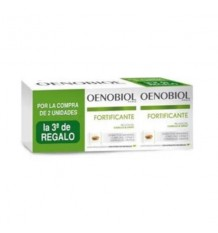 Oenobiol Fortifying Hair Nails Three 180 Tablets