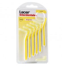 Lacer Interdentales Angular Fino 6 unidades