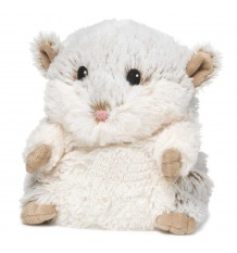 Warmies Hamster Plush Thermal Hot And Cold