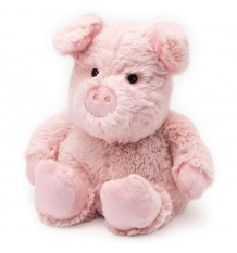 Warmies Pig Stuffed Thermal Hot And Cold