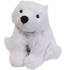 Warmies Polar Bear Stuffed Thermal Hot And Cold
